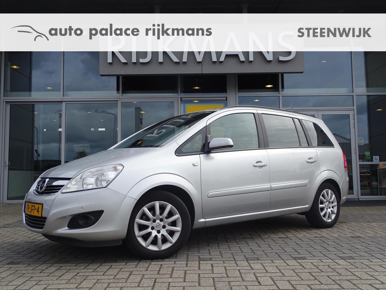 Opel Zafira Temptation 1.6 115 pk - navi - trekhaak - parkeersensor - airco