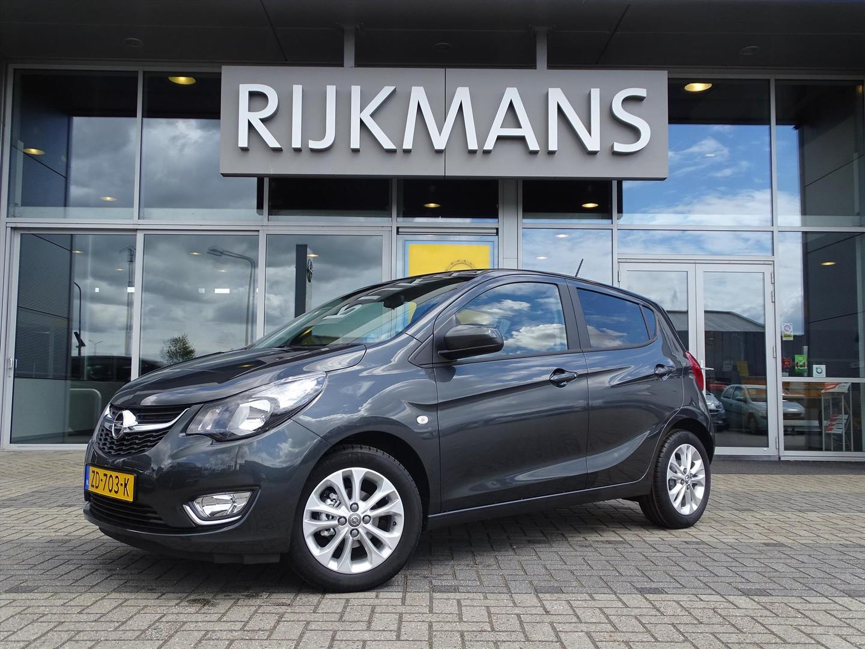 Opel Karl Innovation 1.0 75 pk - navigatie - airco - lichtmetaal