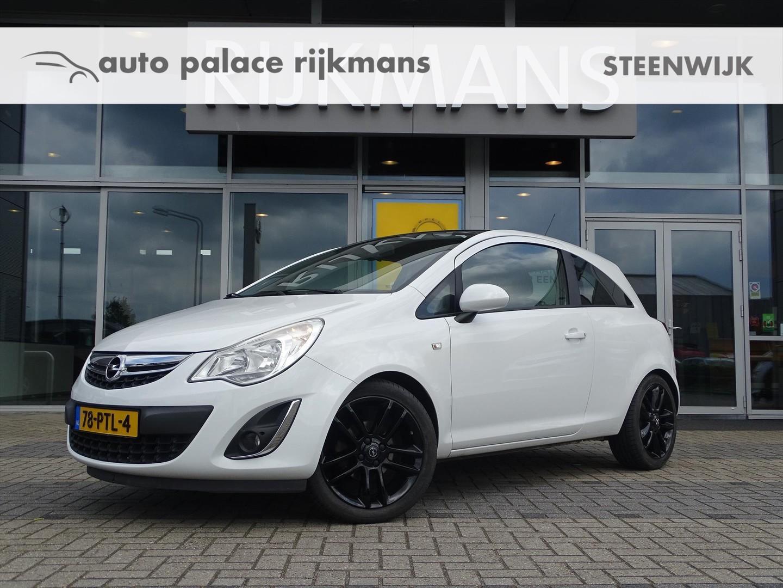"""Opel Corsa Color ed. 1.4 100 pk - airco - 17"""" lm - cruise - dealeronderhoud"""