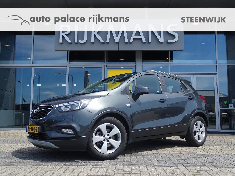 Opel Mokka x Online edition 1.4t 140 pk - automaat - navi - lichtmetaal -
