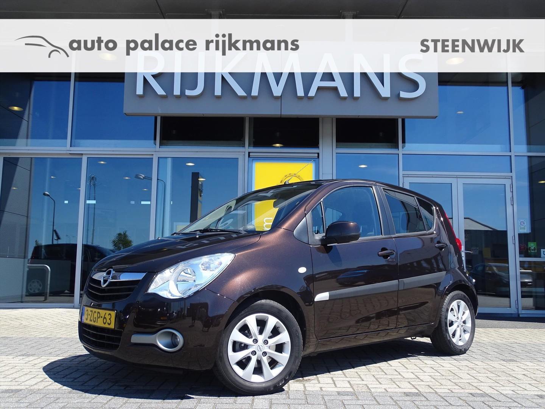Opel Agila Blitz 1.0 68 pk - airco - lichtmetaal - dealeronderhouden
