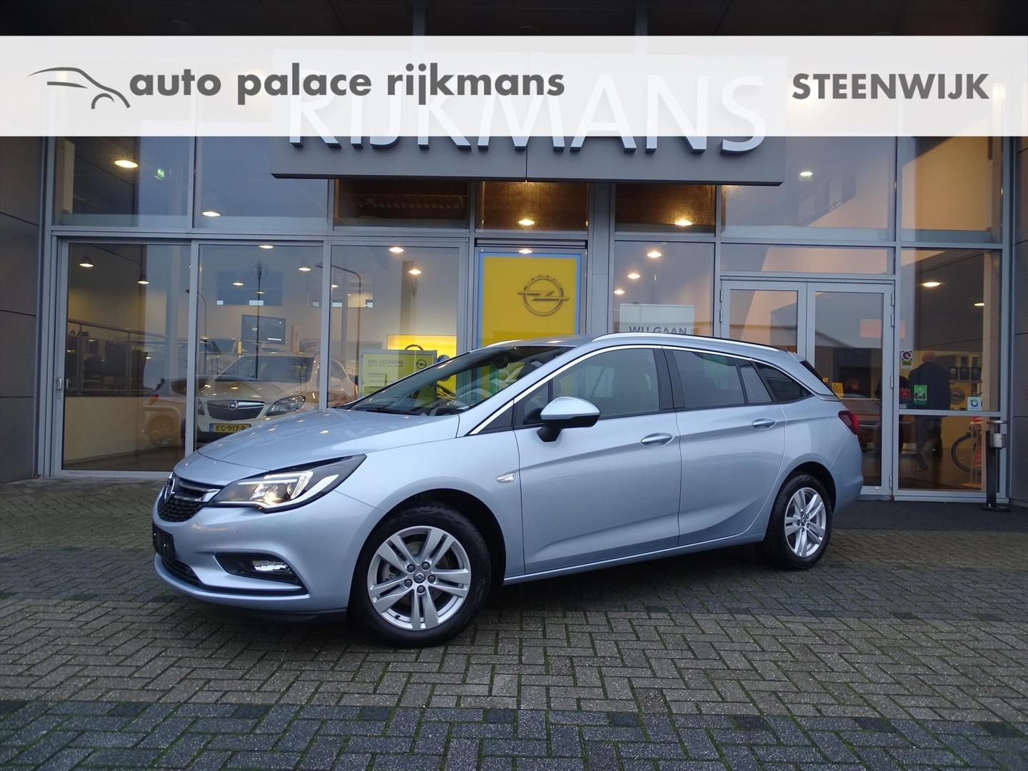 Opel Astra Online edition 1.0t 105 pk - navi - lmv - edition pack