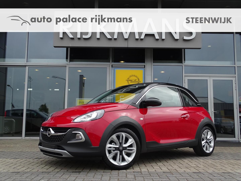 Opel Adam Rocks blitz 1.0t 90 pk - navi - pdc - climate - schuifdak