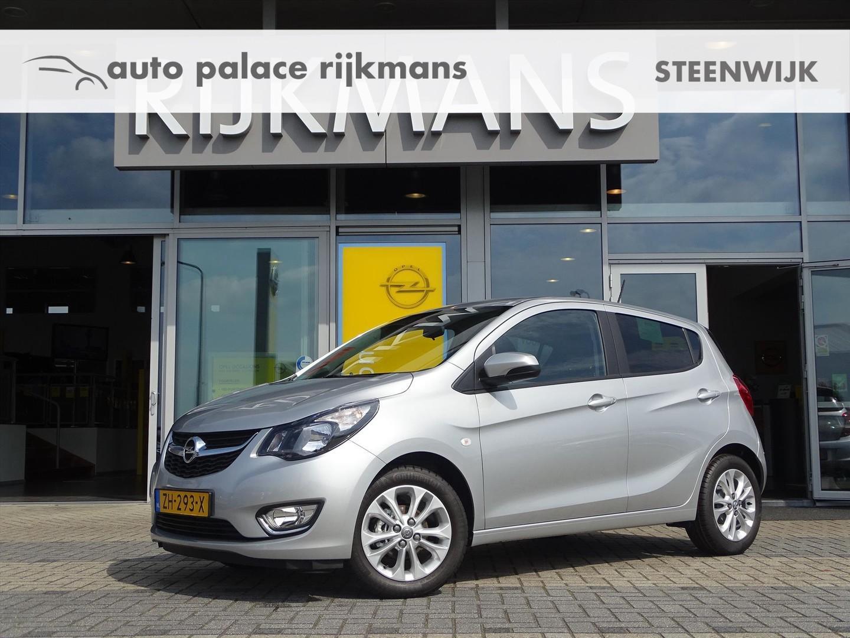 Opel Karl Innovation 1.0 75 pk - navi - lm velg - climate - zeer compleet
