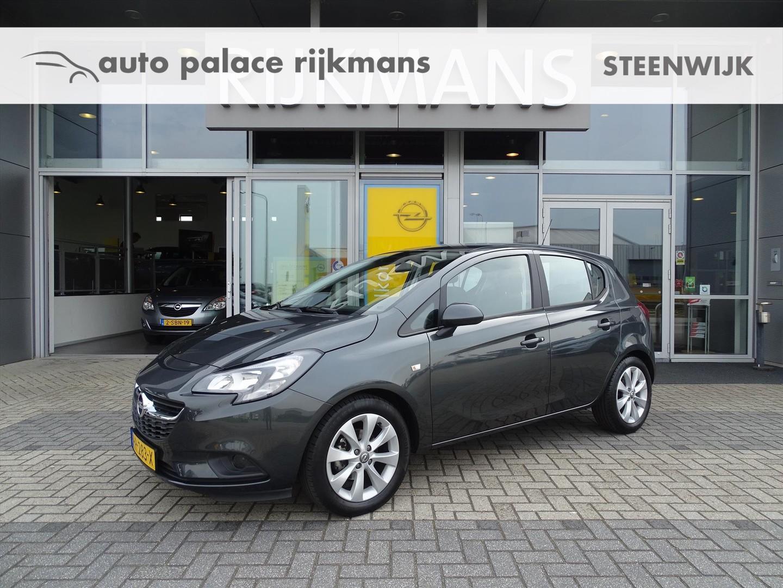 Opel Corsa Favourite 1.4 90 pk - 5drs - navi - parkeersensoren - compleet