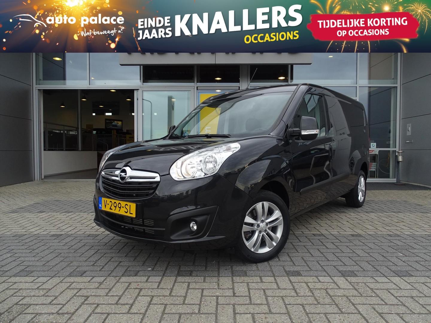 Opel Combo Sport l2h1 1.3 cdti 95 pk - lm velg - airco - cruise control -