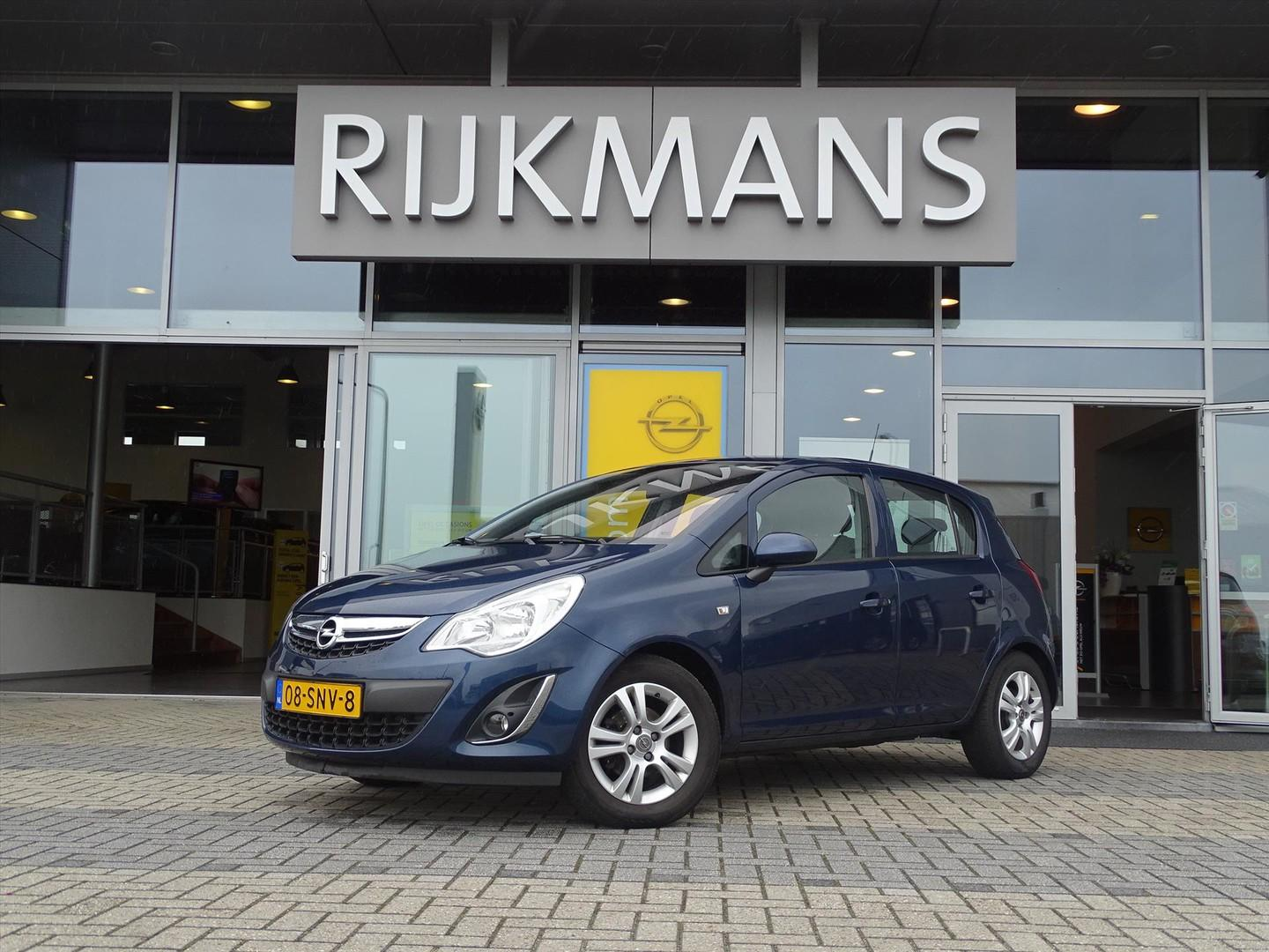 Opel Corsa Cosmo 1.2 85 pk - automaat - 5drs - climate - cruise - trekhaak