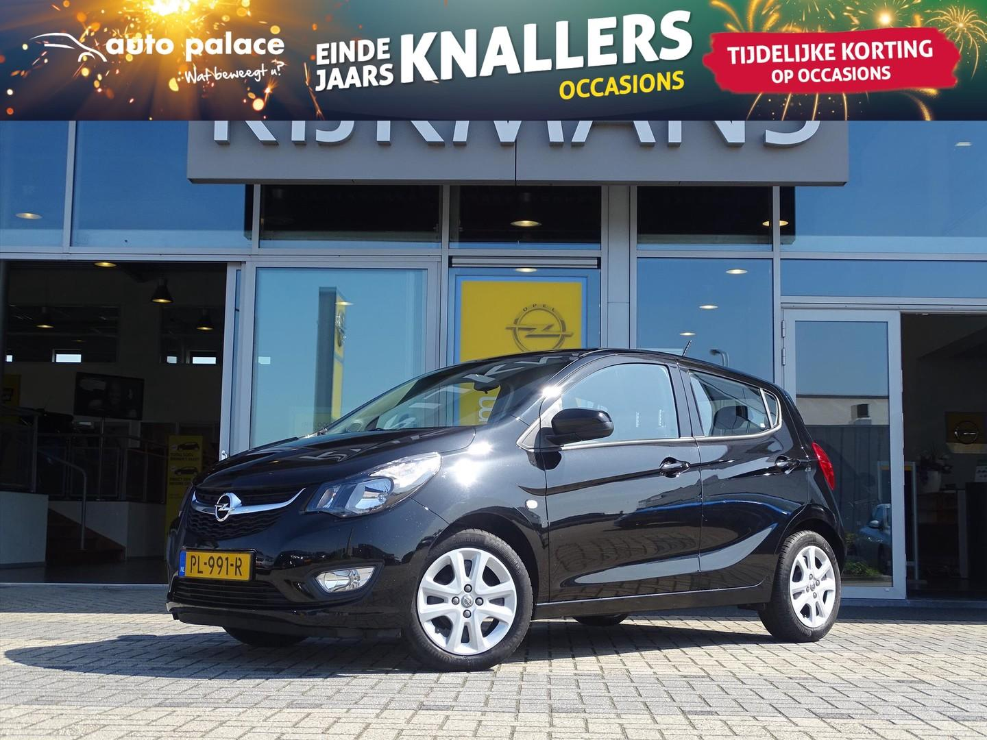 Opel Karl Edition 1.0 75 pk - 5drs - airco - edition+ pack - parkeersensor