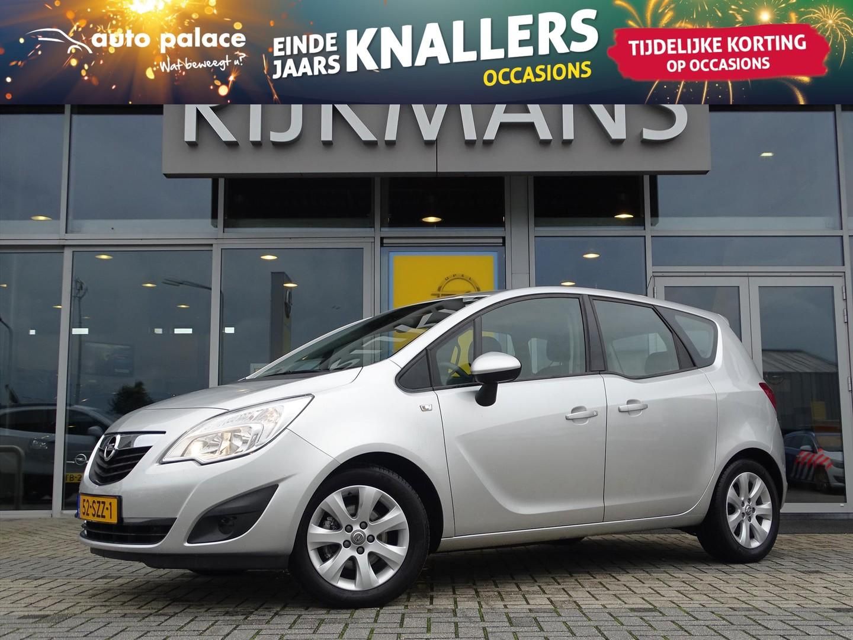 Opel Meriva Edition 1.4t 120 pk - airco - cruise - dealeronderhouden