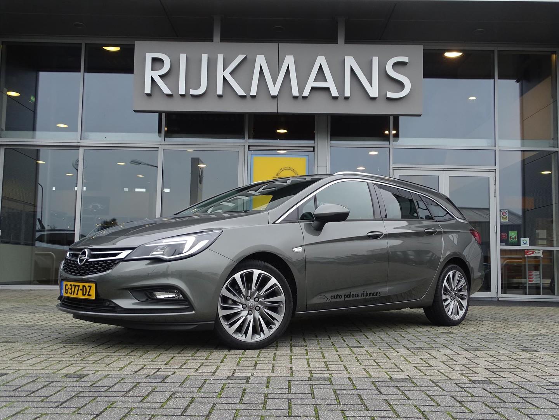 "Opel Astra Sports tourer business exec. 1.6t 200 pk - navi - 18"" lichtmetaal - clima - cruise -"