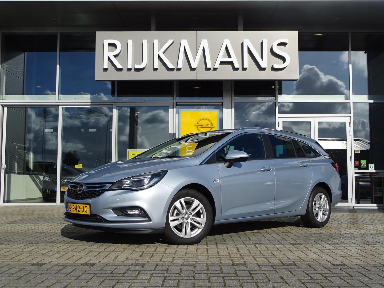 "Opel Astra Sports tourer online ed. 1.0 105 pk - navi - edition+ pack - 16"" lm - compleet"