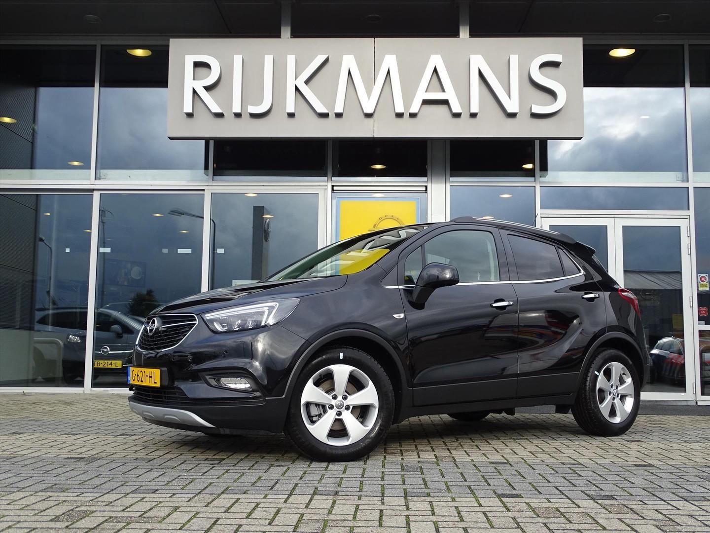 Opel Mokka x Innovation 1.4t 140 pk - leer - adap. led verlichting - compleet