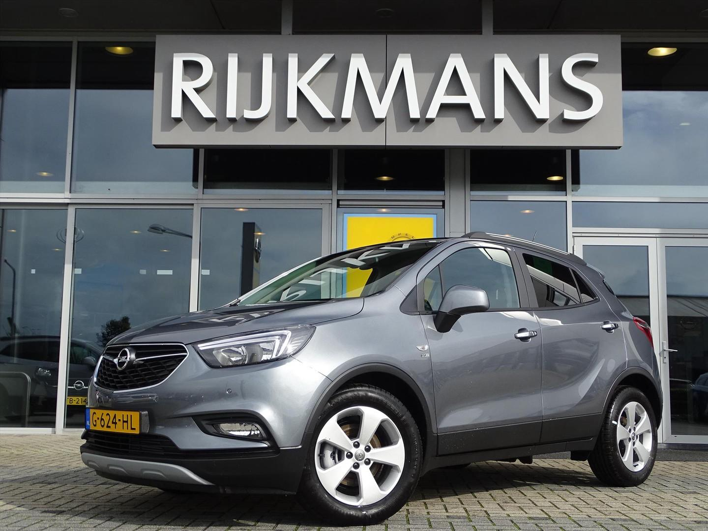 Opel Mokka x 1.4 turbo 140pk start/stop