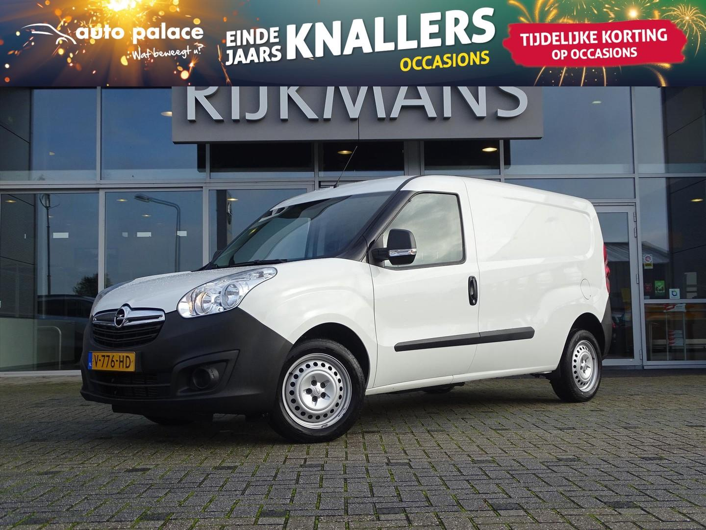 Opel Combo Edition 1.3cdti 95 pk - airco - cruise - betimmering - pdc