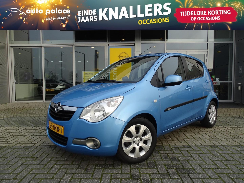 Opel Agila Edition 1.0 65 pk - airco - lichtmetalen velgen - dealer onderhouden - airco - compleet uitgevoerd