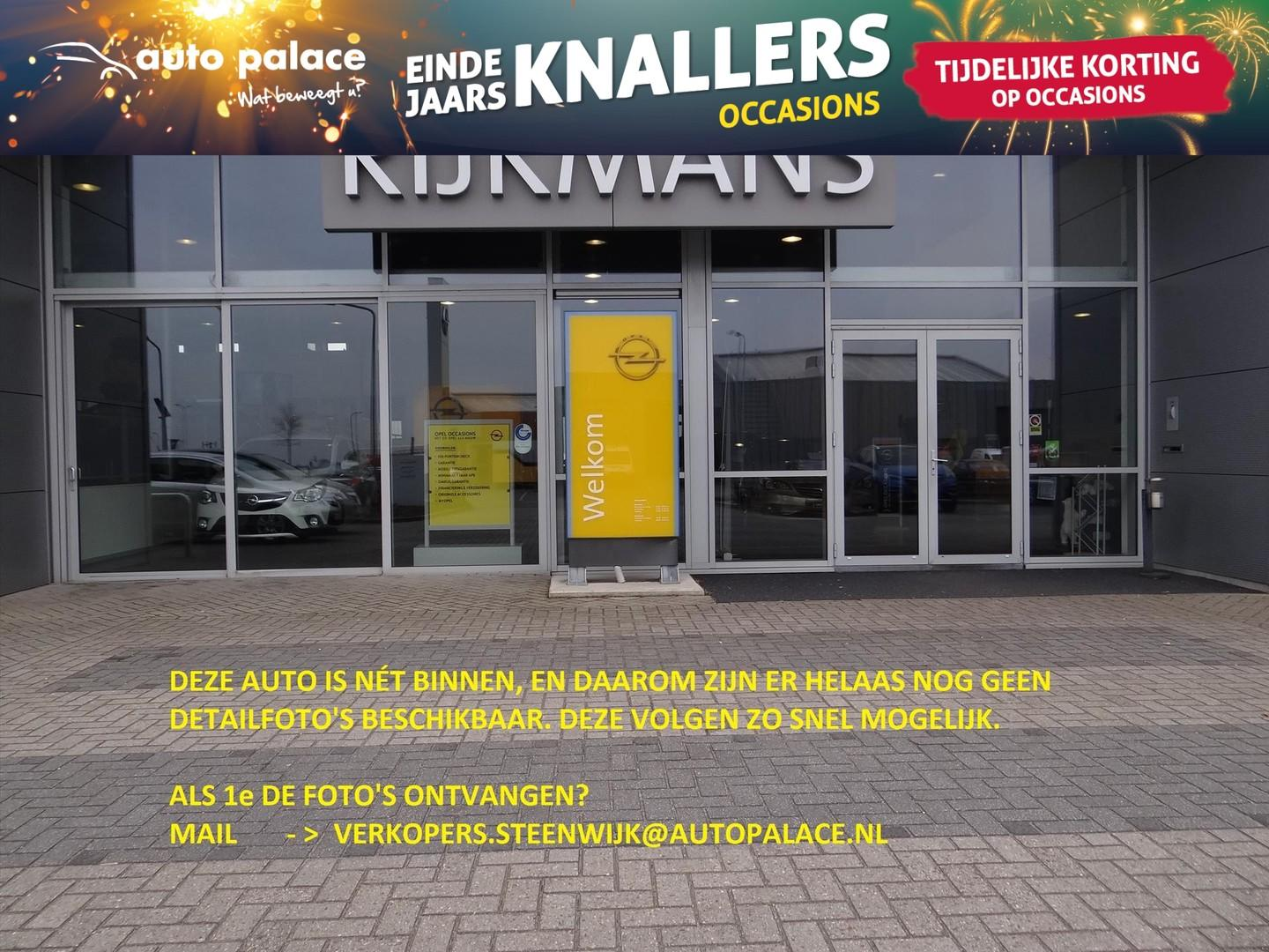 "Opel Astra Cosmo 1.4t 140 pk - navi - agr - 17"" lichtmetaal - climate control - cruise control - parkeersensor achter - zeer compleet"
