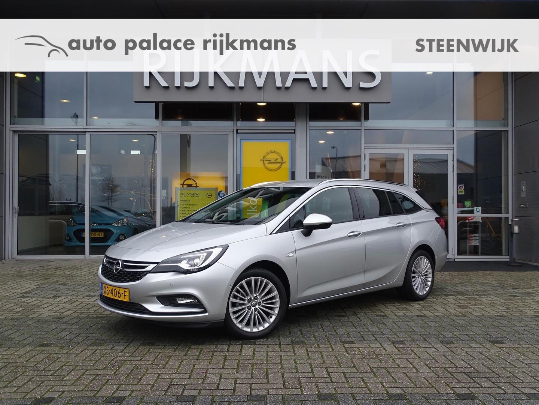 """Opel Astra Sports tourer innovation 1.4t 150 pk - intellilux led - agr stoelen - elektr. achterklep - 17"""" lichtmetaal - climate - cruise -"""