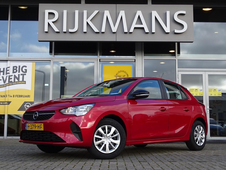 Opel Corsa New edition 1.2 75 pk - 5drs - airco - cruise - multimedia navi - parkpilot - zuinig en compleet