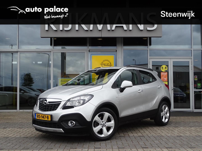 "Opel Mokka Edition 4x4 1.4t 140 pk - navi - xenon - climate - 18"" - nette auto - hoge instap!"