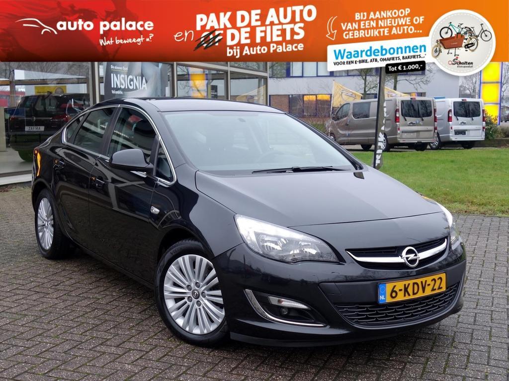 Opel Astra 1.7 cdti 130pk design edition navi-600 parkpilot lm velgen