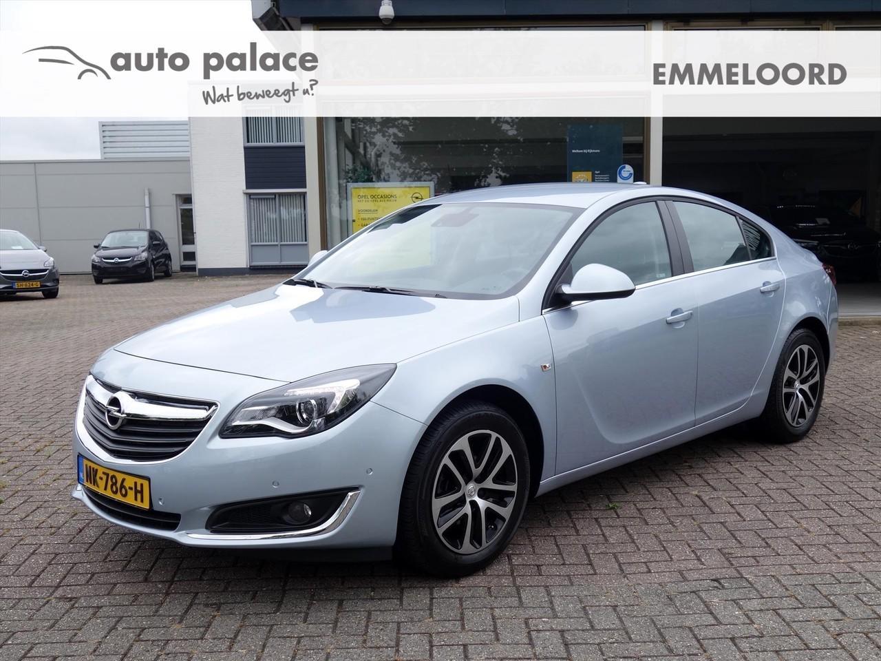 """Opel Insignia 1.6 turbo 170pk 5-drs edition navigatie """"onstar"""" camera"""