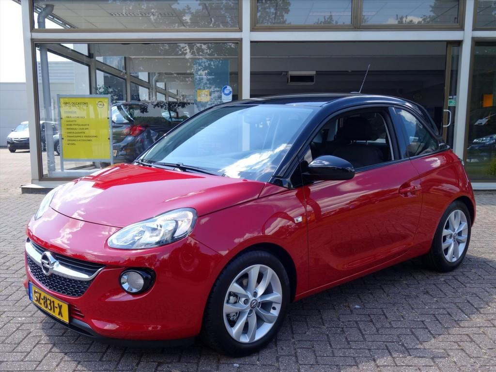 "Opel Adam 1.0 turbo 90pk adam jam favourite intellilink ""onstar"" dab+"