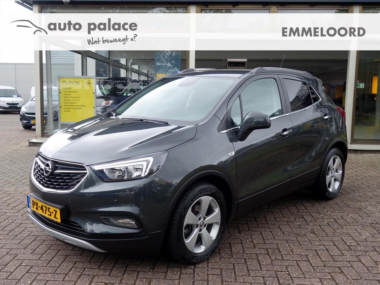 Opel Mokka x 1.4 turbo 140pk innovation navigatie ecc camera