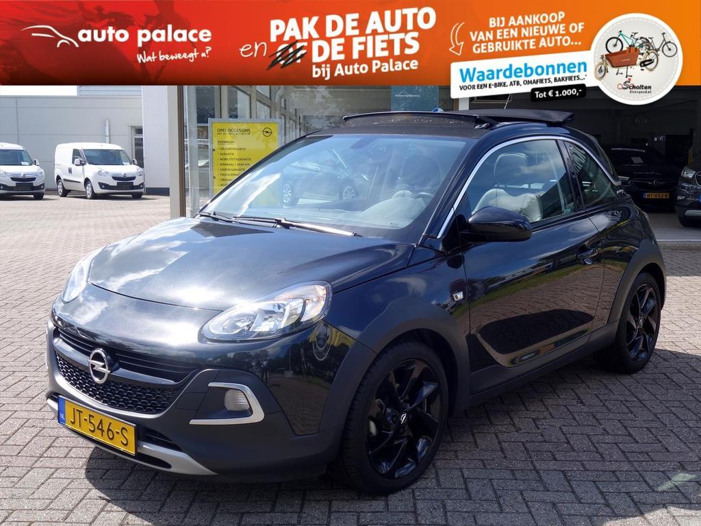 Opel Adam 1.0 turbo rocks intelli link lage km!