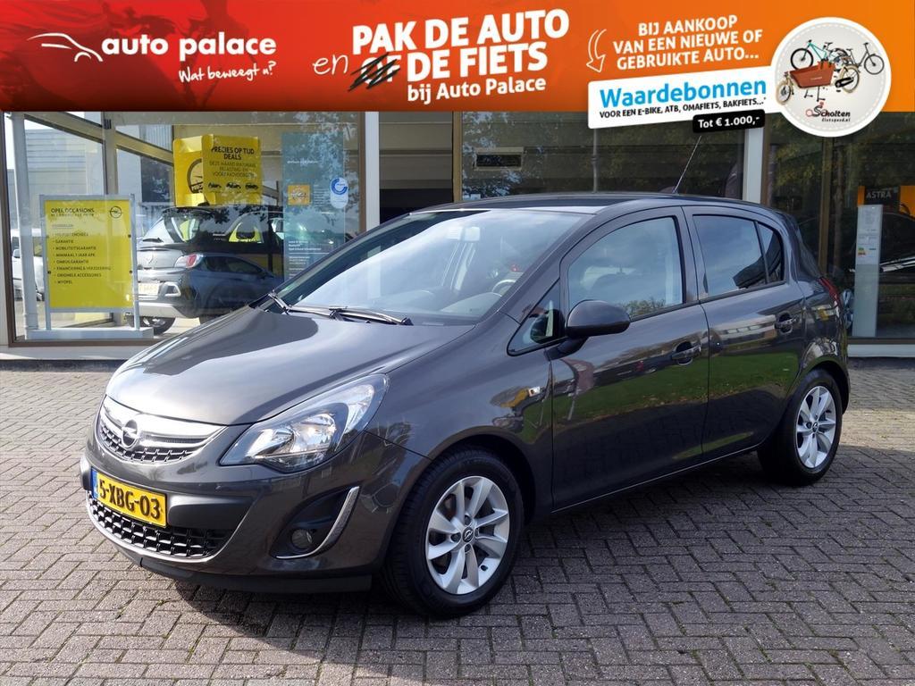 Opel Corsa 1.2-16v twinport 85pk 5drs. berlin ecc parkpilot lmv