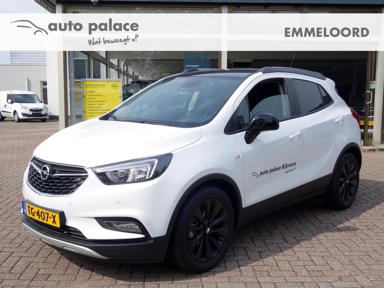 Opel Mokka x 1.4 turbo 140pk start/stop black edition