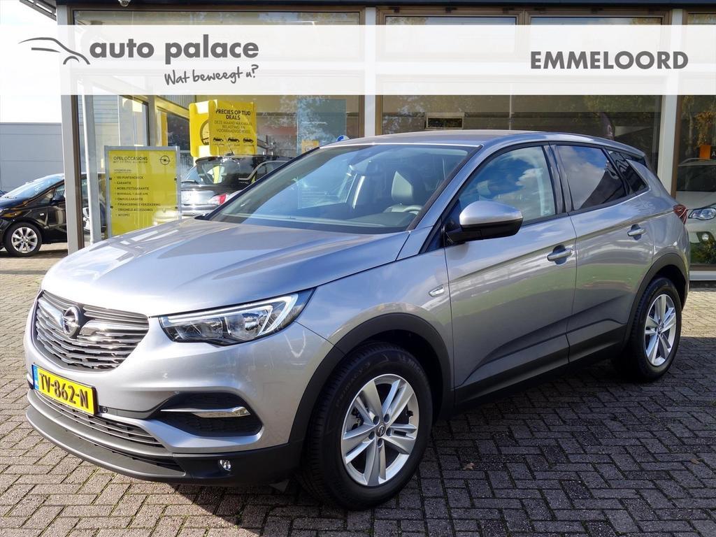 Opel Grandland x 1.2 turbo 130pk online edition navi ecc parkpilot agr lm-velgen