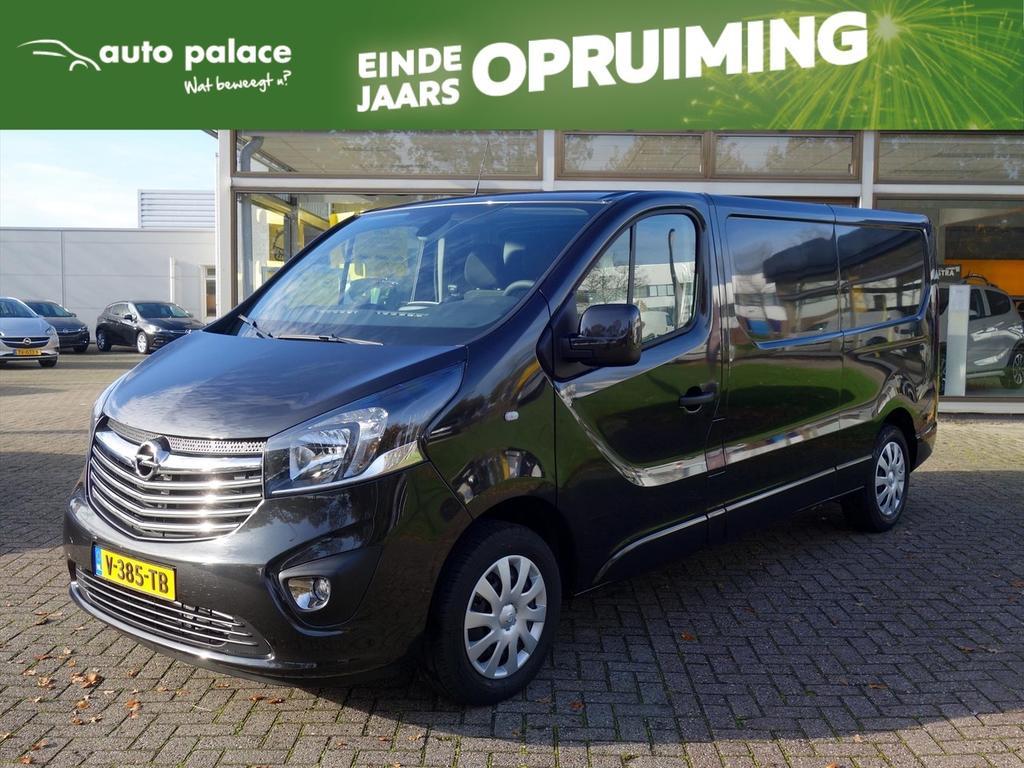 Opel Vivaro Gb 1.6 cdti biturbo 125pk l2h1 sport navi camera parkpilot