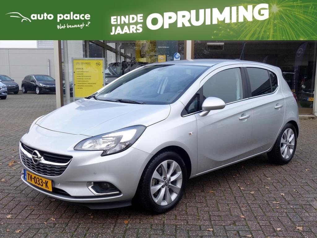 Opel Corsa 1.0 turbo 90pk 5drs online edition 2.0 navi camera ecc parkpilot