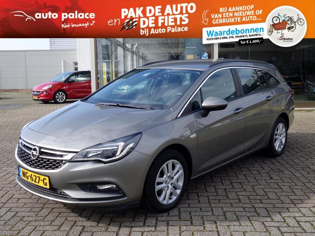 Opel Astra 1.0 turbo 105pk edition navigatie ecc cruisecontrol onstar