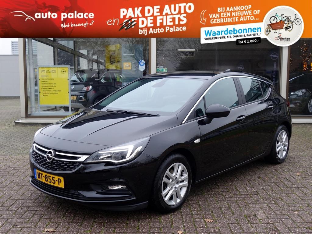 Opel Astra 1.6 cdti 110pk 5-drs online edition navi agr trekhaak camera