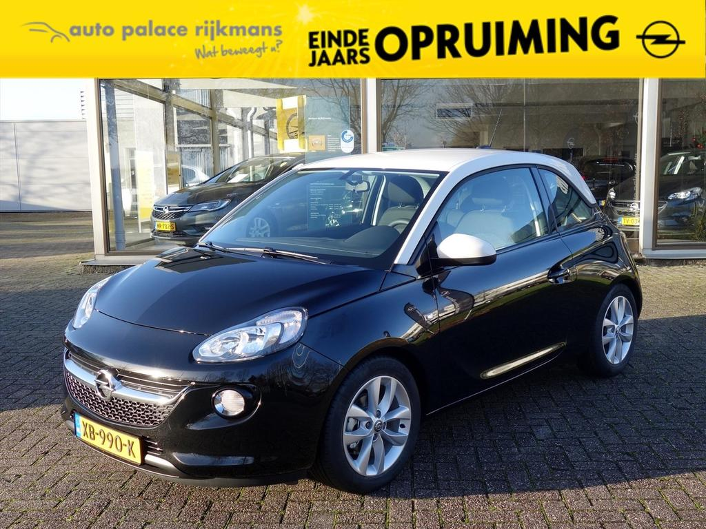 "Opel Adam 1.0 turbo 90pk adam jam favourite airco bluetooth ""onstar"" lmv"
