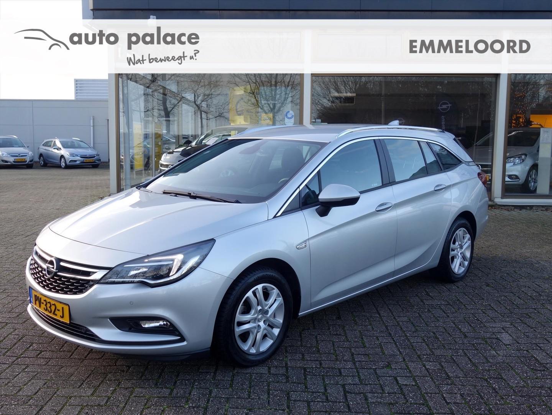 Opel Astra 1.6 cdti 136pk st online edition navigatie ecc camera onstar