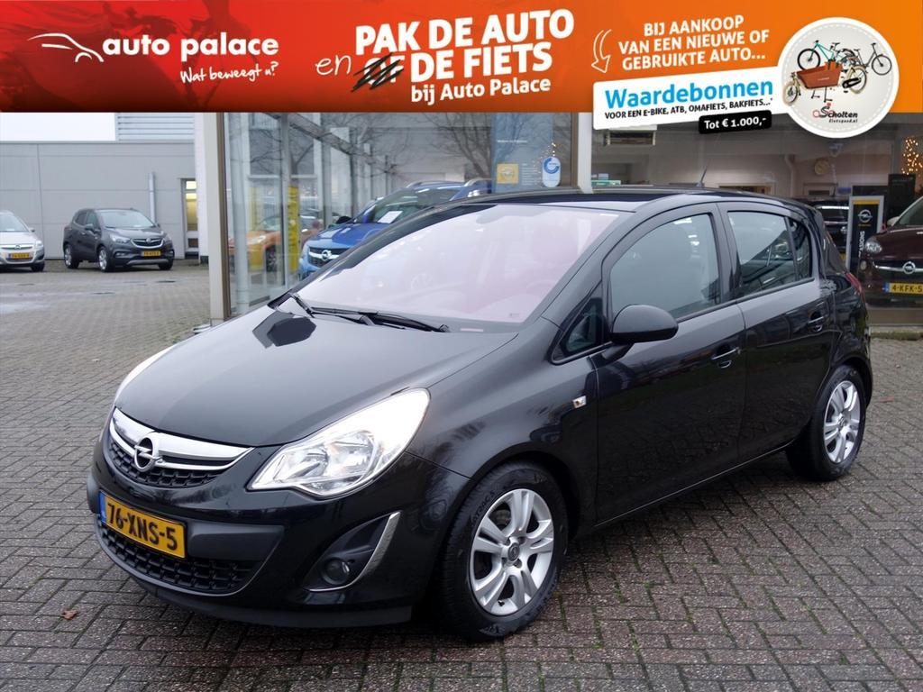 Opel Corsa 1.3 cdti 95pk 5 drs cosmo ecc cruisecontrol parkpilot trekhaak