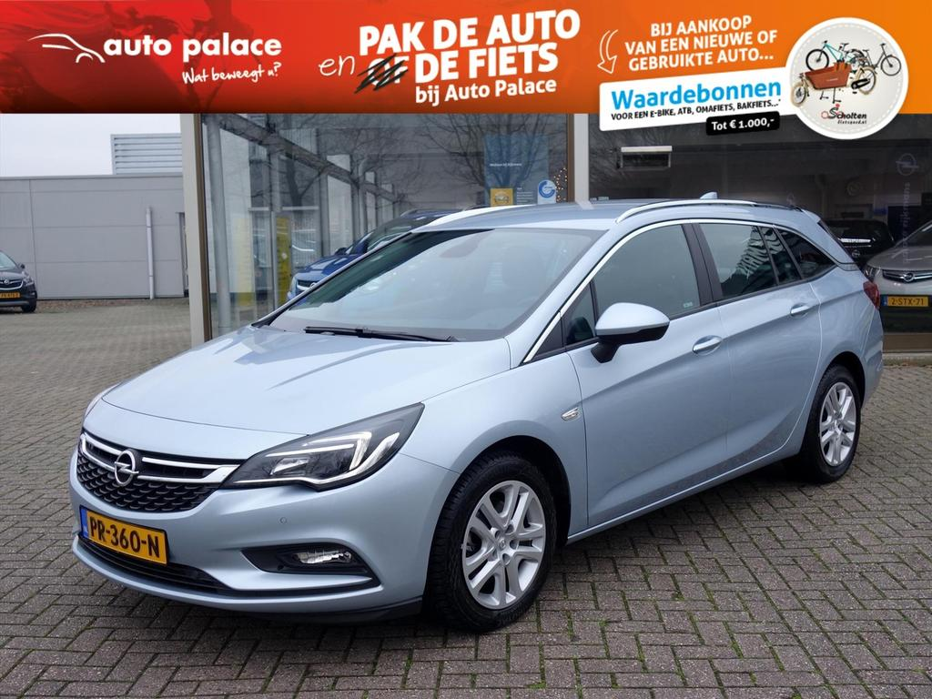 """Opel Astra 1.6 cdti 136pk st online edition ecc navigatie camera """"onstar"""""""