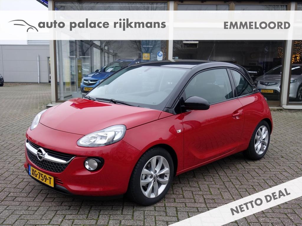 Opel Adam 1.0 turbo 90pk adam jam favourite airconditioning bluetooth