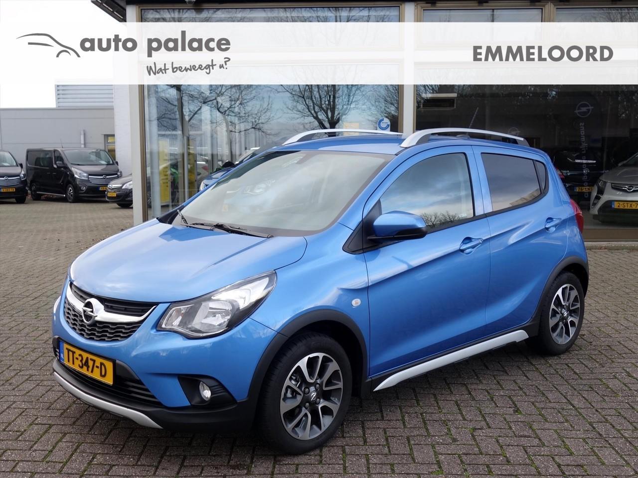 Opel Karl 1.0 75pk rocks online edition airco navigatie trekhaak dab+