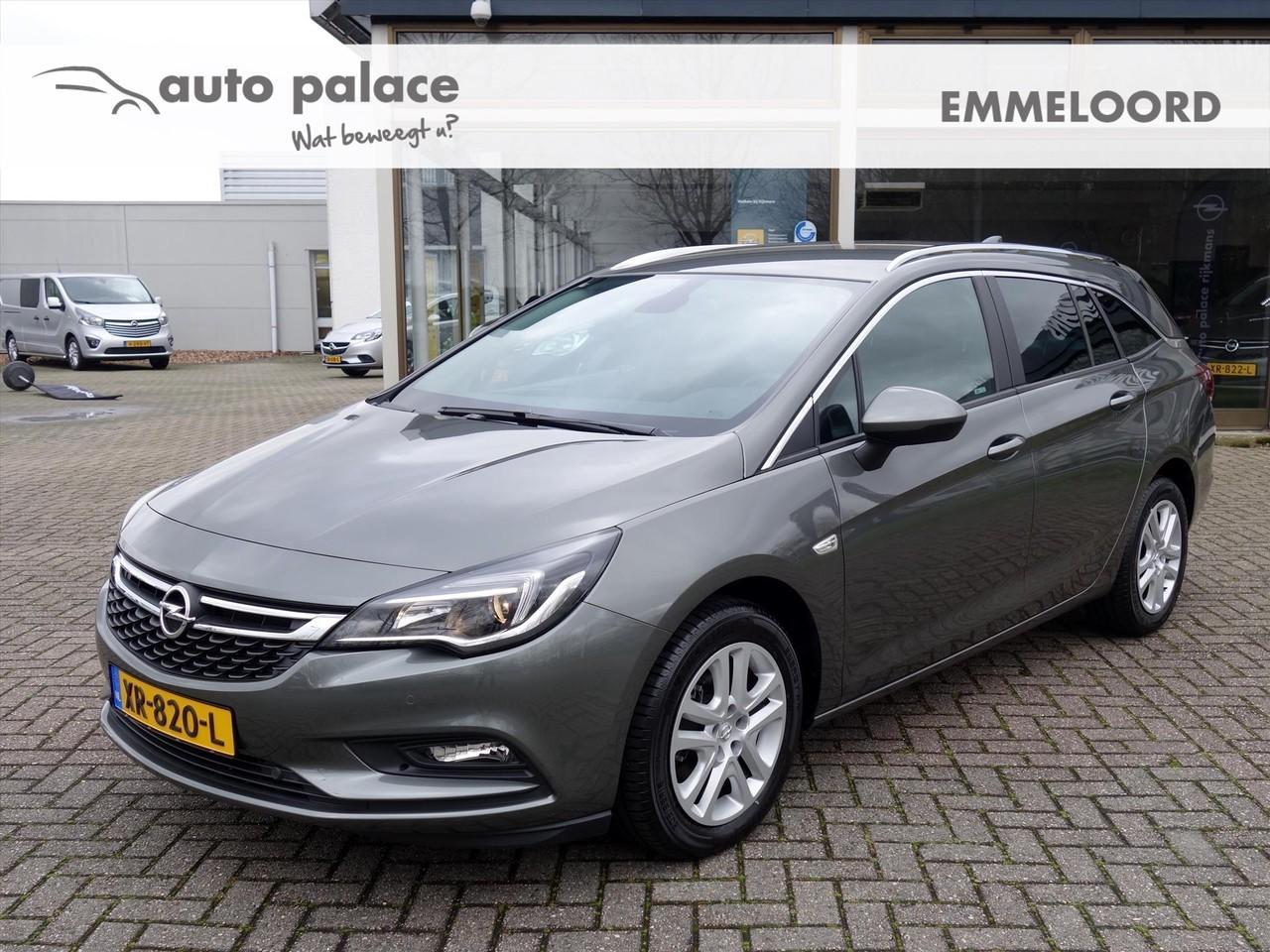 "Opel Astra Sports tourer 1.0 turbo 105pk online edition navi ecc parkpilot ""onstar"""