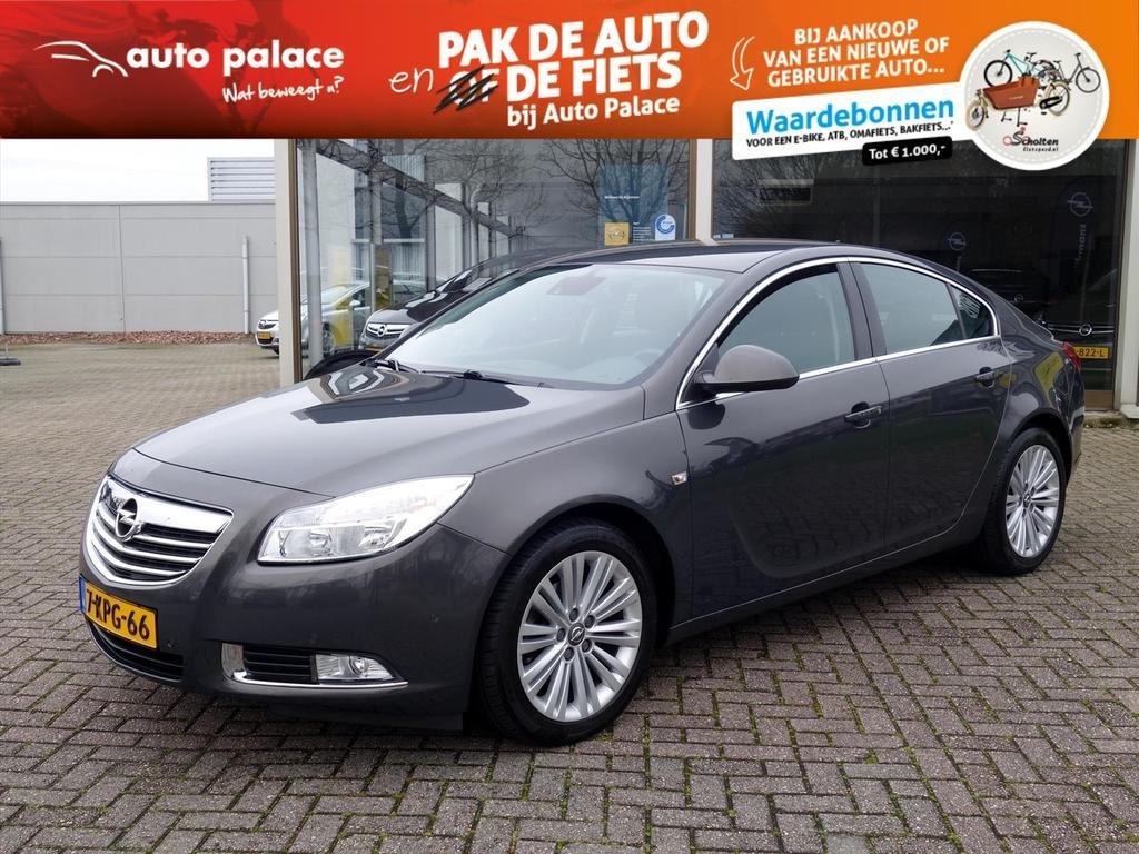 Opel Insignia 1.4 turbo 140pk 5drs design edition navi-900 ecc parkpilot