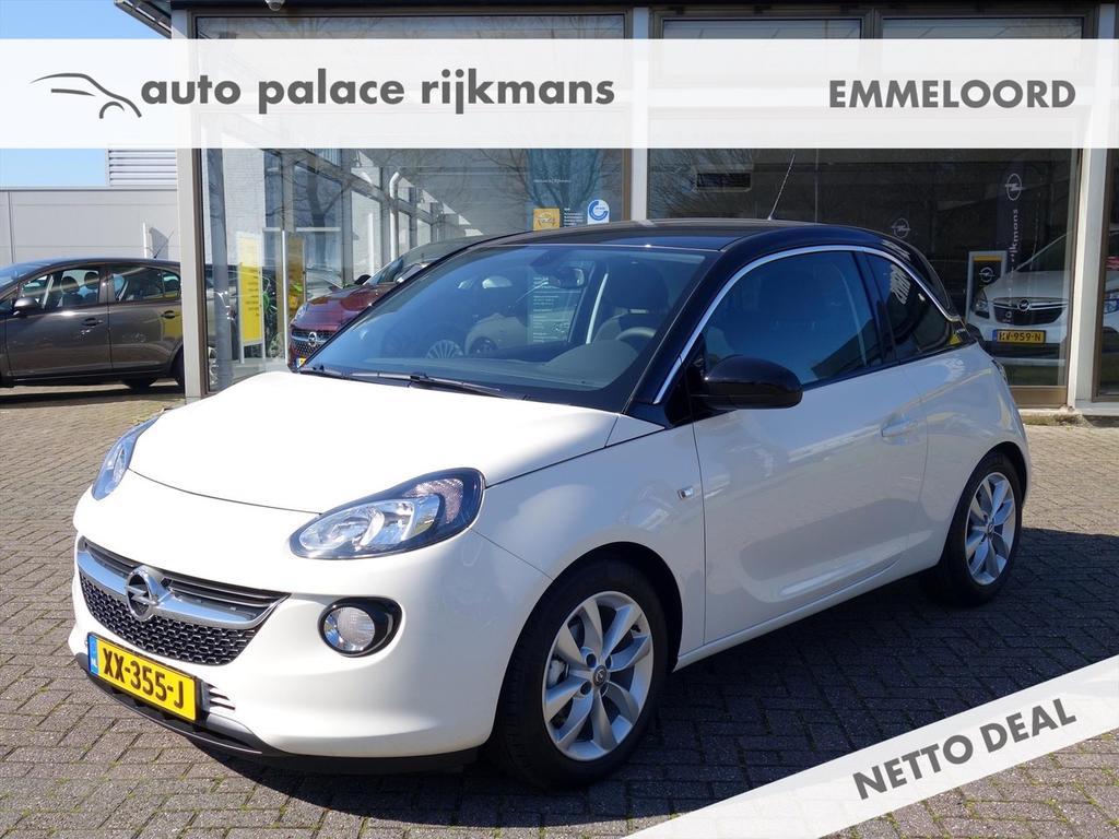 Opel Adam 1.0 turbo 90pk adam blitz+ airco navi stoel & stuurverwarming