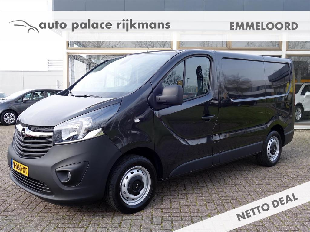 Opel Vivaro 1.6 cdti biturbo 125pk l1h1 business+ navi airco camera dab+