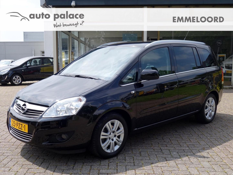 Opel Zafira 1.8-16v 140pk executive ecc navi leder 7-persoons parkpilot lmv
