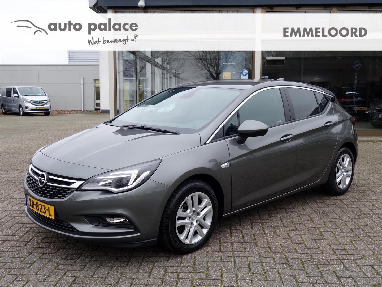 Opel Astra 1.0 turbo 105pk online edition 5drs ecc navi parkpilot agr