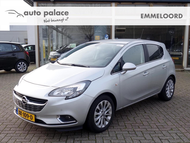 Opel Corsa 1.0 turbo 90pk 5drs innovation ecc navigatie cruisecontrol lmv