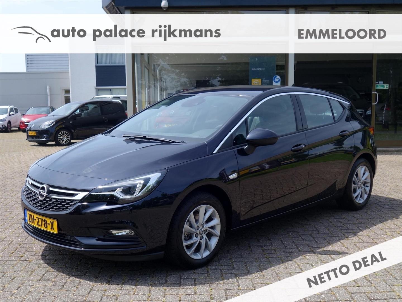Opel Astra 1.0 turbo 105pk innovation 5-drs navi ecc led matrix agr lmv