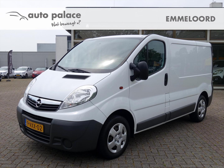 Opel Vivaro Gb 2.0 cdti 90pk ecoflex l1h1 edition airco navi parkpilot